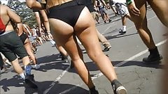 Candid Booty 170