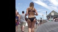 Nice Latina Babe Bikini Ass