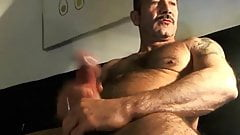 Hunk daddy fat cock 130619