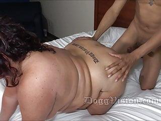 Fat wife cum shots - 3 cum shots in 70 seconds