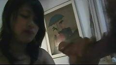 Pattaya Girl Blowjob And Cum