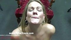 Hot Milf Allura Skye Sucks Cock and Swallows a Load
