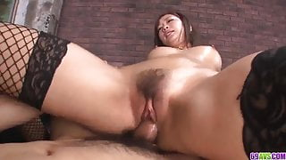 Super hot Aika scenes in solo mastu - More at 69avs.com