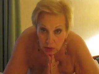 Granny blonde anal - Look into the camera 79