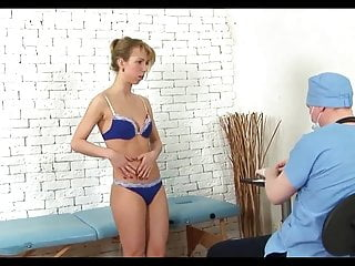 Girls examine dick Humiliating gyno examination young girl naked embarrassed