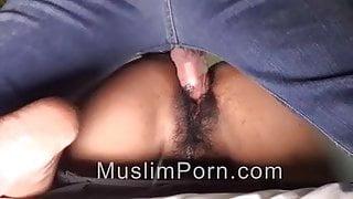 Tudung niqab slave forced anal sex