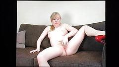 Blonde hairy
