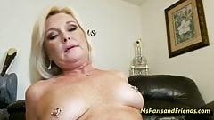 Ms Paris Rose in Creampies