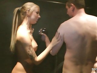 Teens with older man - German teen hooker anni fuck with older man at hotel shower