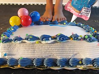 Themed adult birthday cakes Birthday cake smushing
