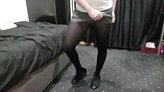 Naughty School Boy in School Uniform Cums (Part 2)