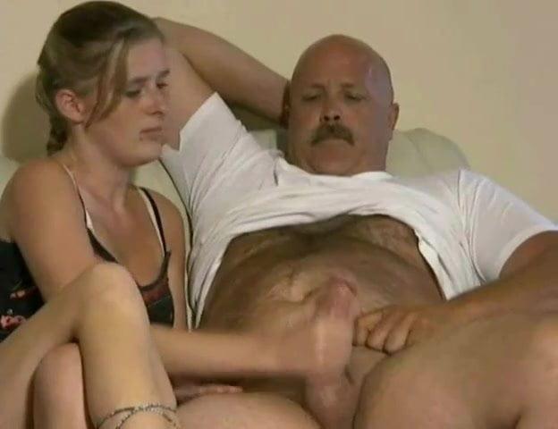 Horny Daughter Fucks Dad