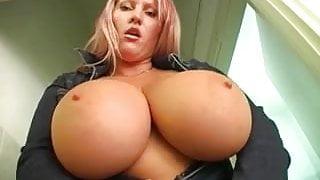 Laura Orsolya Huge Tits