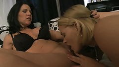 Two sluts loves to get their asshole filled with cock