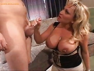 Big boob fuck really Big boobed miltf fucked really hard.