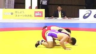 Str8 Japanese wresting bulge