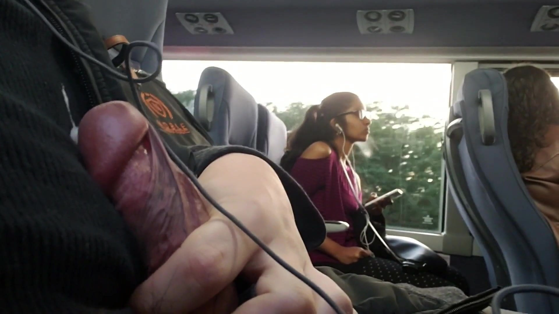 Sex in the bus india