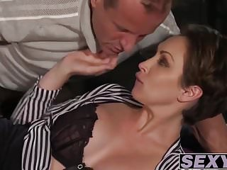 Short hair brunette milf pictures Hot short hair babe yasmin scott getting licked and fucked