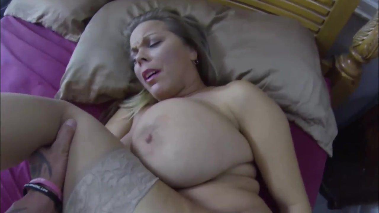 Big Tit Strap Dp Threesome