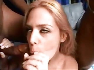 Anal black dicks Josy 3 black dicks 1 spanish chic