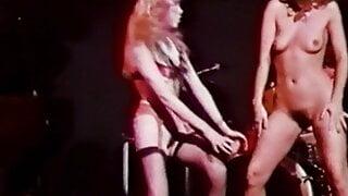 VENUS - vintage 70s hairy British strippers