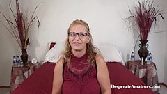 Casting milf shan desperate amateurs