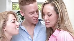 Lustful Mom teaches NOT her daughter 1