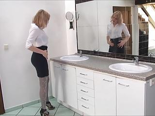 Czech extreme sex Stockingvideos - extreme nylon secretary