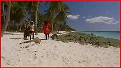 罪の島のロビンソン・クルーソー