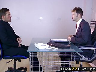 Saran wrap penis - Brazzers - big tits at work - stacey saran and ryan ryder -