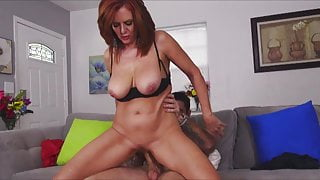 Andi James is a Horny Milf