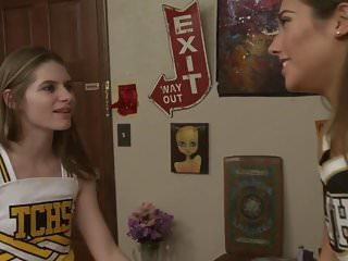 Girl on girl cheerleader porn Have you ever thought about girls