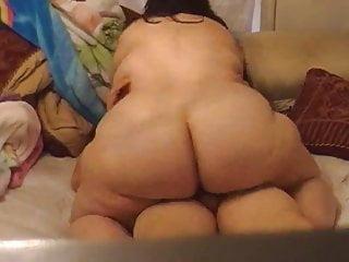 Fat huge tit granny - Plumpluvs fat huge butt riding dick