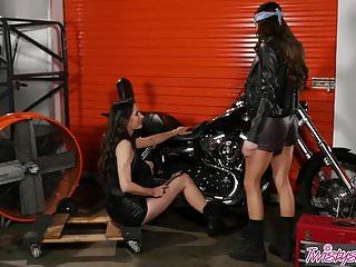 Porn star georgia Twistys - she keeps her motor clean - celeste star,georgia j