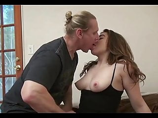 Beautiful plump nudes - Plump beauty natural tits gets fucked and facialized