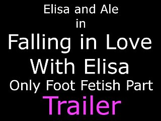 Fetish falls az Falling in love with elisa - only foot fetish part