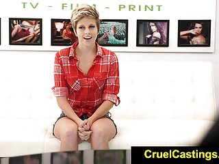 Cruel bdsm casting couch Fetishnetwork makeena reese couch sex