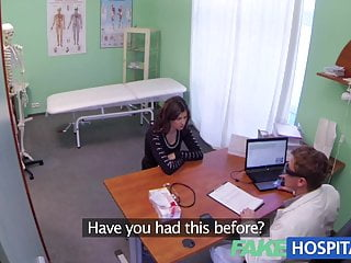 Sexual enhansment Fake hospital sexual treatment turns gorgeous busty patient