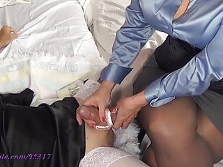 Femdom times - Cum one more time 4 mommy