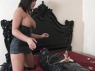 Mature handjob sex slaves - Hot milf make a slave of sex