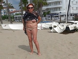 Sexy mature cunts Sexy old whore shows her shaved cunt to others