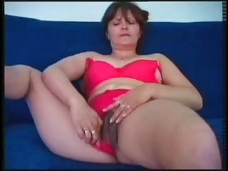 Hairy woman vid Mature hairy woman gets fucked young dick