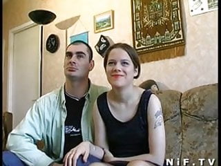 Sexual penpals - French swingers in a bi-sexual action scene