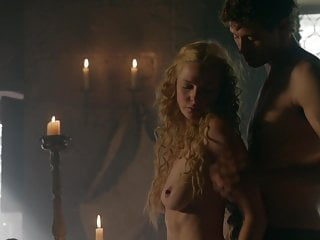 Gay scene music Rebecca ferguson sex scene - the white queen - music removed