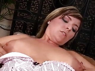 Girl licks own sister - Megan licks her own nipples