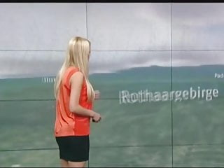 Sex with in the hot weather - Anneke duerkopp weather girl