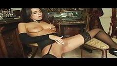 Black Stockings Tiffany Taylor Hard Fucking Lingerie