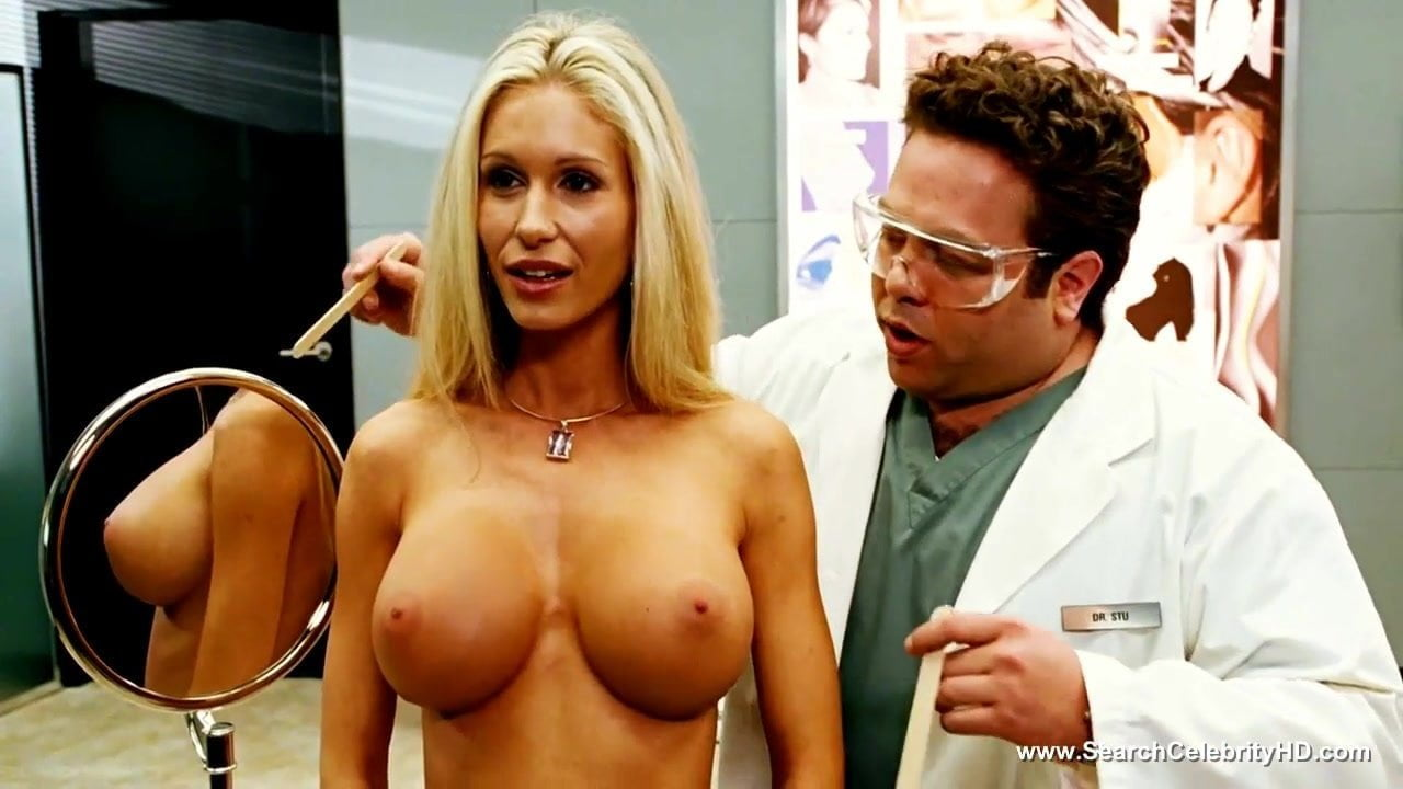 Yasmine vox nude in good luck chuck
