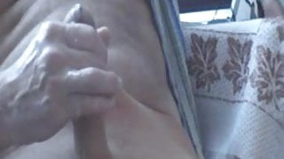 cum in pantyhose and hand