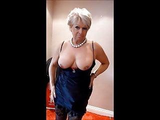 Leather milf porn